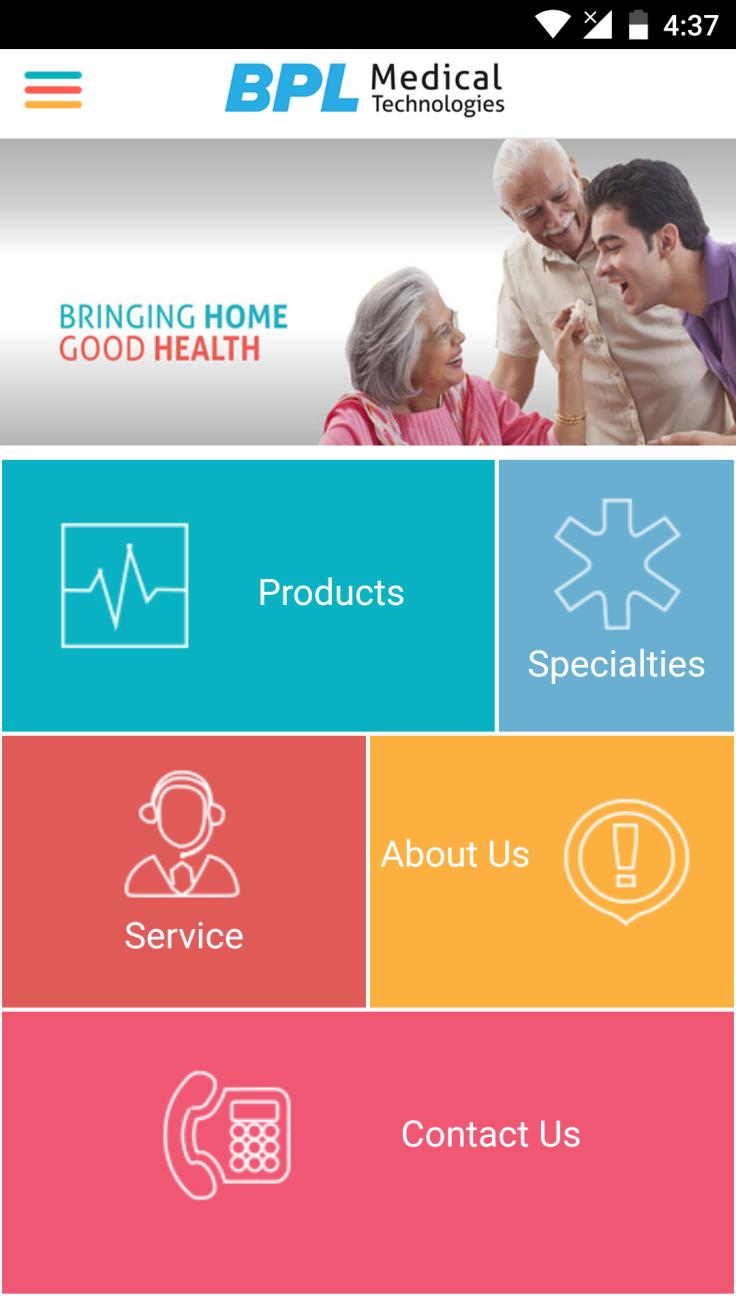 BPL Medtech App