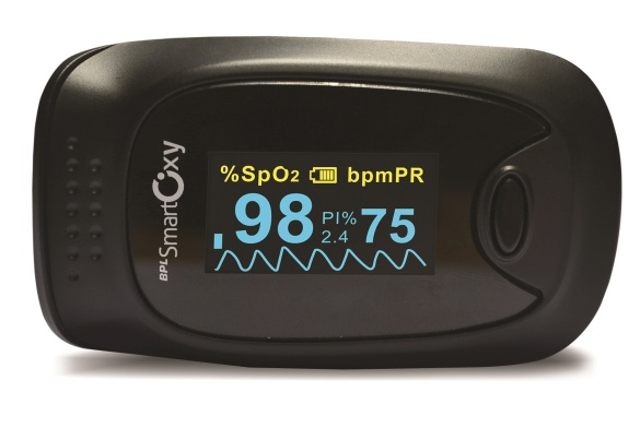 Pulse oximeter_BPL Smartoxy