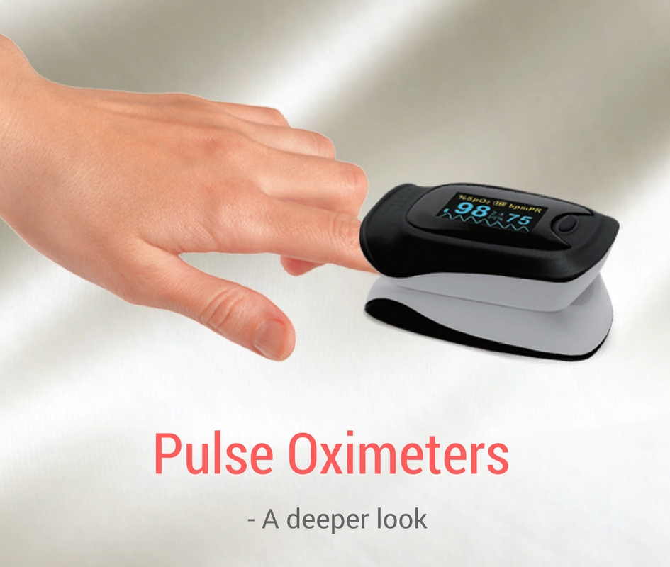 Pulse Oximeter principle